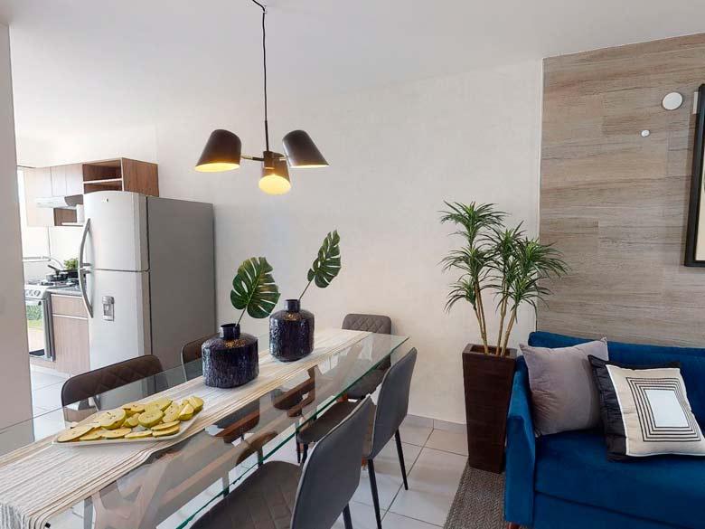 casas en venta en guadalajara cumbres altosur modelo galicia 6